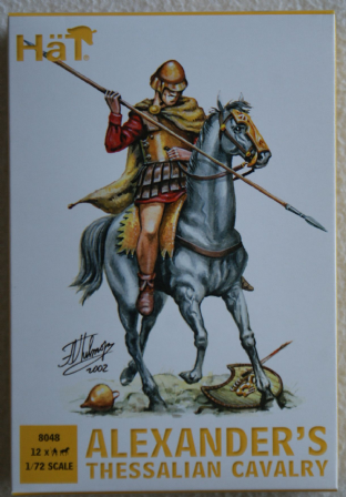 HaT 1/72 HAT8048 Alexanders' Thessalian Cavalry (Ancients)